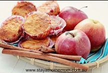Muffins! / Muffins are great for a snack and easy to make - try our marvelous muffin recipes!