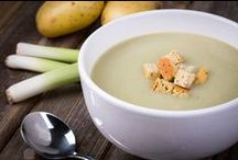 Tasty Soups / Beautiful soup recipes for the winter months!