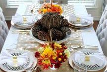Holiday: Thanksgiving / Thanksgiving Stuff! / by Laura Machado