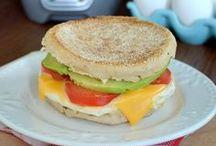 Food: Breakfast / Breakfast items! / by Laura Machado