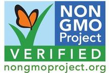 Non-GMO Project / Supporting the Non-GMO Project and showing product labeling. #organic #nongmo