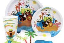 Noah's Ark Theme! / by Ligia Denice Chinchilla