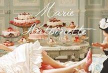 Marie Antoinette... way of life...