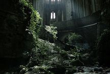 Abandoned Places / Ruins, decay, forgotten and abandoned places.