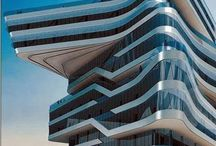 Architecture (Modern & Futuristic) / Skycrapers, Tall Houses