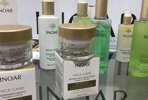 Lançamentos Dermocosméticos Inoar / Lançamentos da linha de cuidados para a pele e cabelos da Inoar