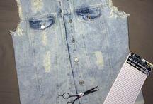 DIY - Faça você mesmo / Dicas e passo-a-passo ensinando customizações e criações