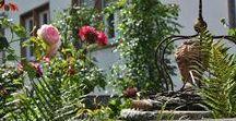 Gartendeko zum Kaufen / Ausgesuchte Deko für den Garten, aus Keramik, Holz, Metall etc. etc. .... Hauptsache schön!