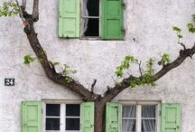 go green! (the colour) / green inspiration (my favorite color, most of the time)