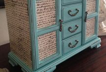 Fabulous Furniture  / by Chaney Day Parade by Karri Chaney