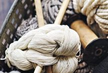 yarn, needle and thread / yarn, needle and thread ✄