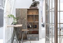 industrial / Industrial design for the home.