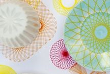 Spirograph / All things with a Spirograph influence!