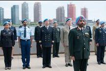 UN Peacekeeping Ops  / Peacekeeping Operations in action!