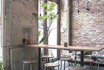 shop / café / restaurant styling