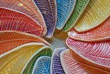 Keramik Ideen  - Töpfern / Schönes aus Keramik -   Anregungen zum Bestaunen oder Selbermachen