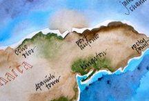 Maps of the Caribbean  / Learn more about the islands of the Caribbean - Anguilla, Antigua, Aruba, Bahamas, Barbados, Barbuda, Bonaire, British Virgin Islands (BVI), Cayman Islands, Cuba, Curacao, Dominica, Dominican Republic, Grenada, Guadeloupe, Haiti, Jamaica, Martinique, Montserrat, Saba, St Barts (Barthelemu), St Kitts & Nevis, St Lucia, St Martin, St Vincent & the Grenadines, St Eustatius, St Maarten, Trinidad & Tobago, Turks & Caicos Islands, U.S. Virgin Islands. / by itzcaribbean Travel