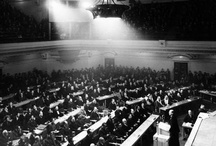 Blast from the Past / Founding of the UN- San Francisco Conference 1945