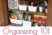 Clean and Organize! / by Michelle Harris
