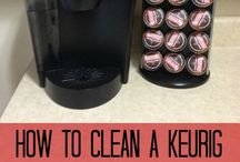 Cleaning/Random Tips / by Teresa Curley