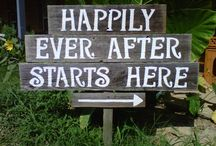 happily ever after <3 / wedding.honeymoon.home.decor.future.life / by delaney