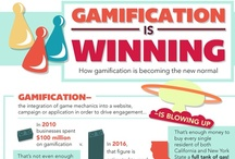 Gamification / Gamification information and resources to help you gamify your job or life. Timothy completed the Wharton School's 6-week online Gamification course on Coursera. Many of the pins below come from that course. / by Timothy Lee