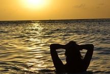 Sunset Paradise / by itzcaribbean Travel