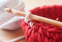 Crafts - crochet - tarn