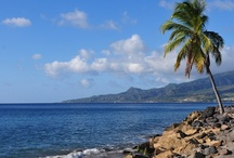 Martinique - Caribbean Island / Beautiful Martinique in the French West Indies - Caribbean / by itzcaribbean Travel