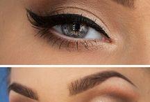 Make-up & Nails / Makeup and nail art / by Ria Wicker