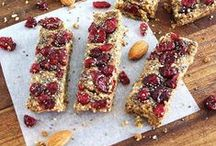 oats&protein-bars. / by Anne