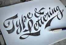 Caligraphy/Lettering/Fonts