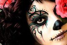 horrifying halloween / by Katie Pierce
