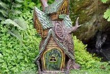 Fairy Gardens / by Sanna Cahn