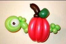 Balloon Twisting / Tutorials and inspiration lending to the art of balloon twisting / by Diana Gray