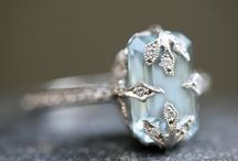 Jewelry  / Sparky, pretty, rings, necklaces, girly, accessorize.  / by Ria Wicker