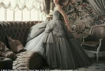Fancy Shmancy / Gowns and fancy dresses, because I want to be Blair Waldorf.  / by Ria Wicker