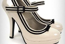 Shoes / Shoes are art!  / by Ria Wicker