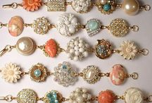 DIY Jewelry / Creative ways to make your own jewelry and redesign old jewelry.  / by Ria Wicker
