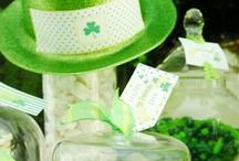 "Luck of the Irish / Saint Patrick's Day is just around the corner! Get all the #green #gift, #floral, and #homedecor items you need to ""Get your #Irish on"". #stpatricksday"