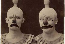 vintage clowns / by STUDIO NL