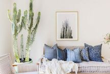 neutral home / neutral home styling inspiration
