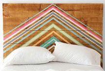 blissful bedroom / by Katie Pierce