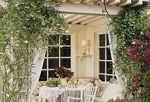 Outdoor Living (Pergola-Teracce n Cozy Space)