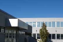Industrial Architecture / Here are our Headquarters: premises and production sites in Italy, Europe.