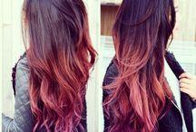 beeeaautifull HAIR!! / GORGEOUS PERFECTION.  / by KAITLYN