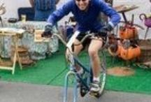Vreemde fietsen