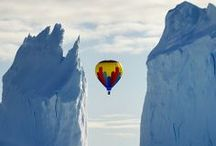 hot air balloons / by Dawn Roney