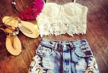 Cute outfits! / by KAITLYN