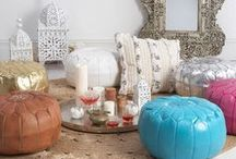   Moroccan Pouf   Must Have